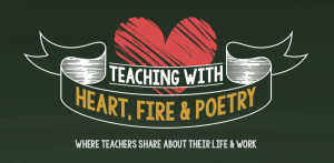 Teaching with heart logo