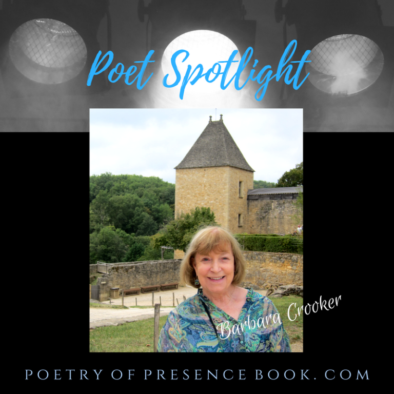 Poet Spotlight picture Barbara Crooker from Poetry of Presence