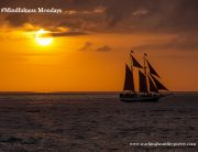 Mindfulness Mondays, Ulysses, sailboat, sea, sunset